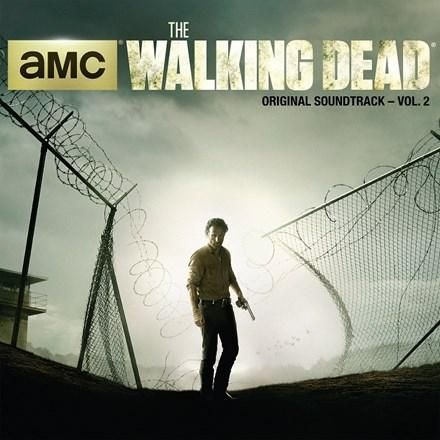 The Walking Dead: Original Soundtrack Volume 2 - Various Artists on Limited Edition Vinyl LP