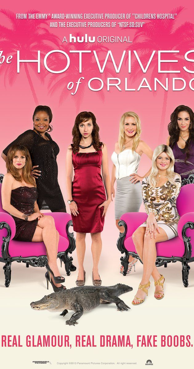 """Created by Dannah Feinglass Phirman, Danielle Schneider.  With Casey Wilson, Danielle Schneider, Tymberlee Hill, Andrea Savage. The series takes you inside the uber-exclusive and glamorous world of six """"hot housewives"""" in Central Florida's sexiest city, Orlando. The show follows the ladies as they fight over pretty much everything except for their love of shoes, plastic surgery, and the pursuit of spending all of their husbands' money."""