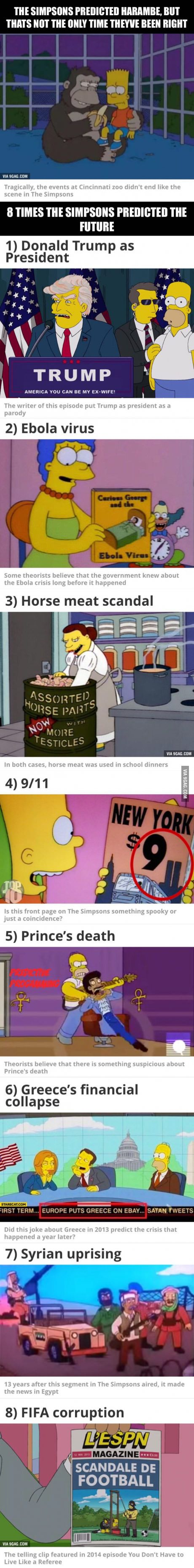 The Simpsons...!?