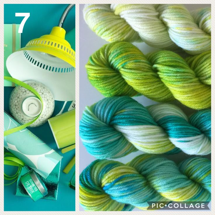 Yarn kit no. 7