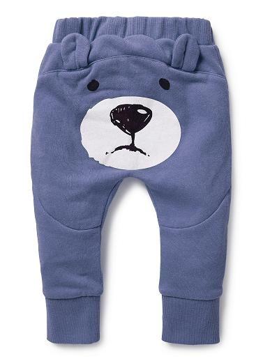 Baby Boys Pants & Shorts | Bear Bum Trackie | Seed Heritage