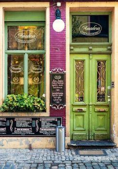 Amadeus Restaurant, Ghent, Belgium