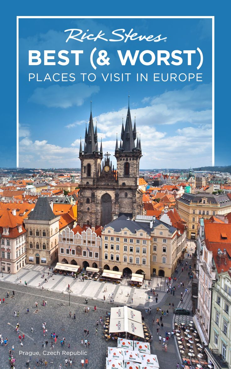 Eastern Europe S Best City Prague Ricksteves Traveltips Destination