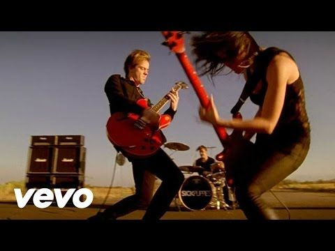 Sick Puppies - Maybe - YouTube