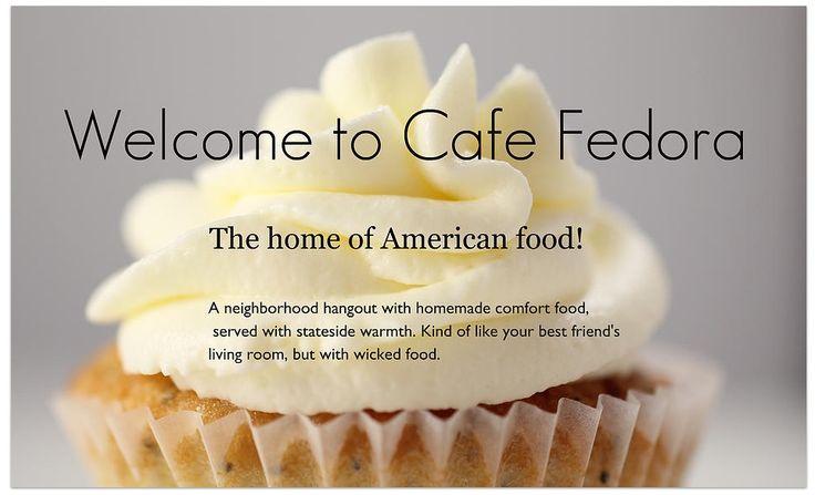 Cafe Fedora