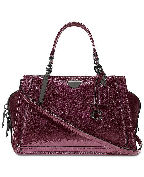 2b975c26f0fa Pin by LME on Pretty Pocketbooks & Snappy Shoes | Metallic leather, Leather  handbags, Handbag accessories