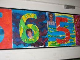 jufjanneke.nl - Schooljaar; begin en einde. kalenderidee