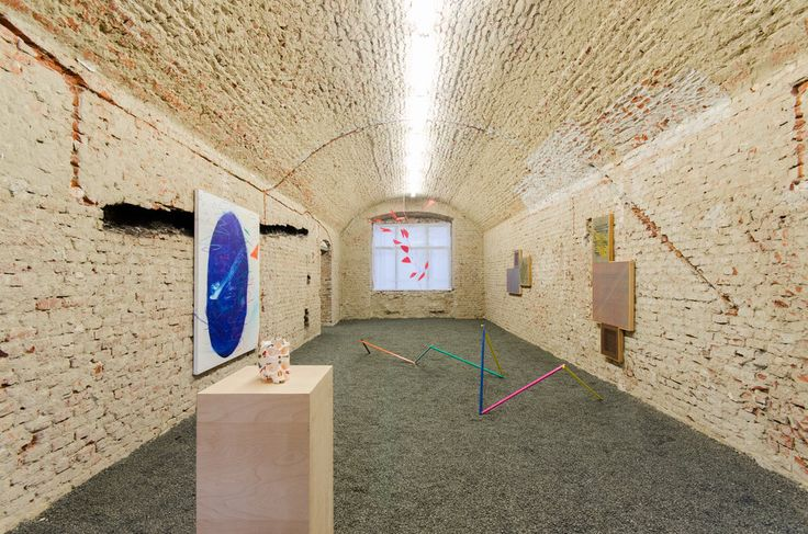 Cazarma U, Timisoara, Romania - 2015 - TAG architecture & Mensing Timofticiuc Architekten #rennovation #reuse #repurpose #restauration #art #urban #temporary #exhibition #bench #furniture