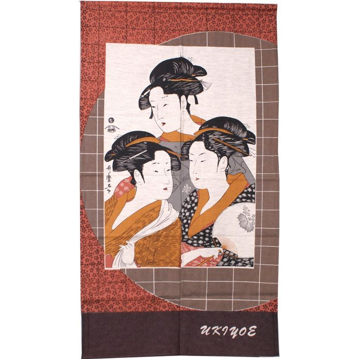 17 meilleures id es propos de rideau japonais sur for Meuble japonais bleu