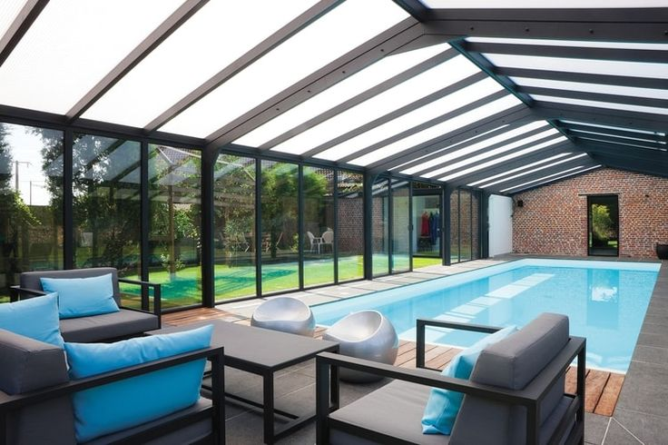 Serre à tomates largeur 2 m et 3 m Swimming pools and House