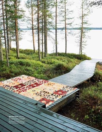 Anu Pentik's summer house