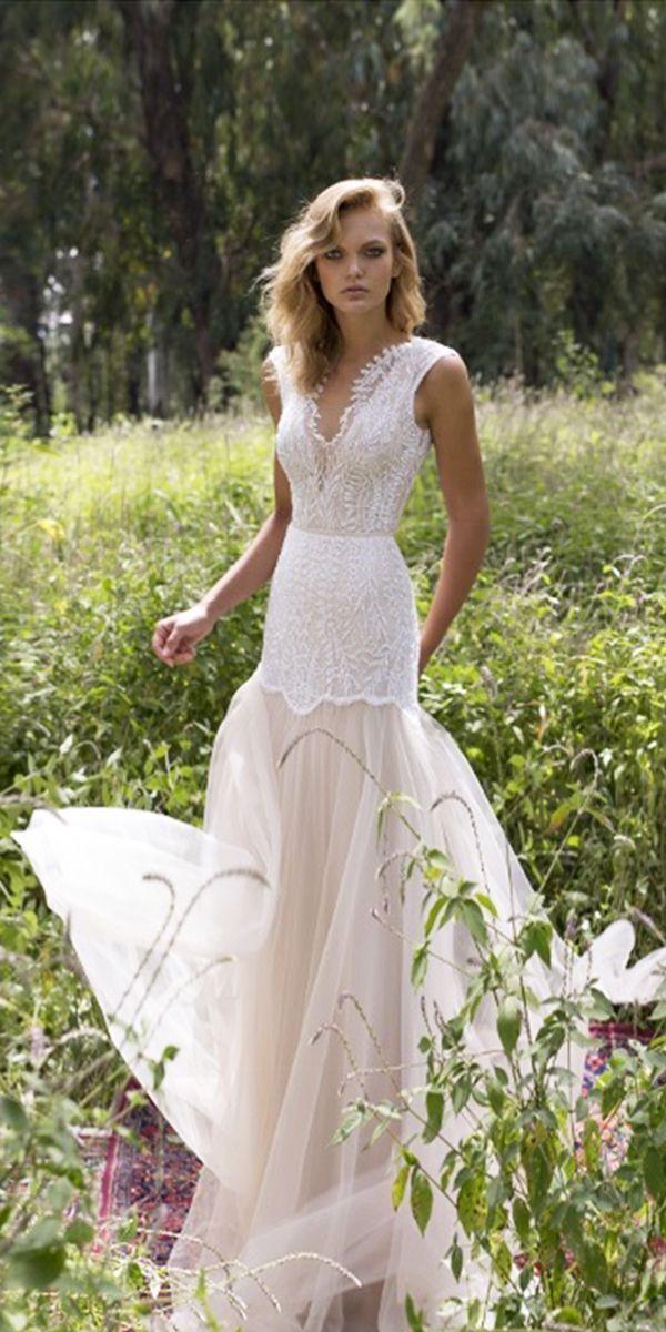 18 Boho Wedding Dresses Of Your Dream
