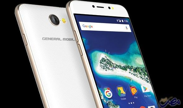 إطلاق هاتف GM6 الجديد الذي ينتمي لسلسلة…: إطلاق هاتف GM6 الجديد الذي ينتمي لسلسلة Android One للشريحة الاقتصادية