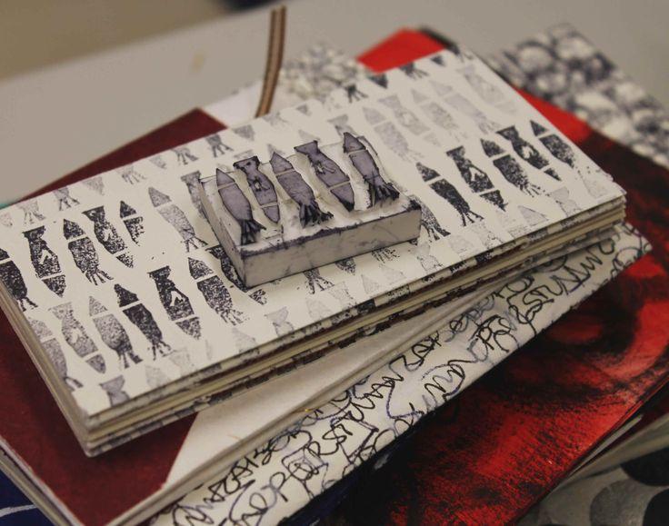 #Stamp #Handmade #IDP #Visual #BenedettaSimone