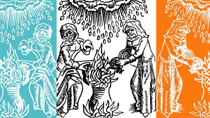 Two irrational responses to climate change: Witch hunts and denial
