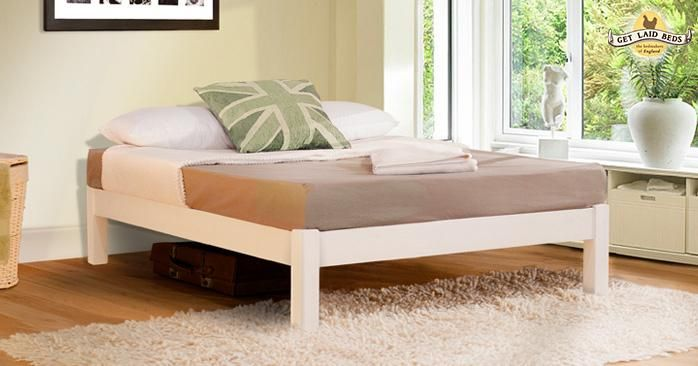 Get Laid Beds - A True British Bed Maker Get Laid Beds are a UK based wooden bed maker, that specialises in the a vast array of wooden bed frames, including their iconic Low Beds, stylish Standard ...