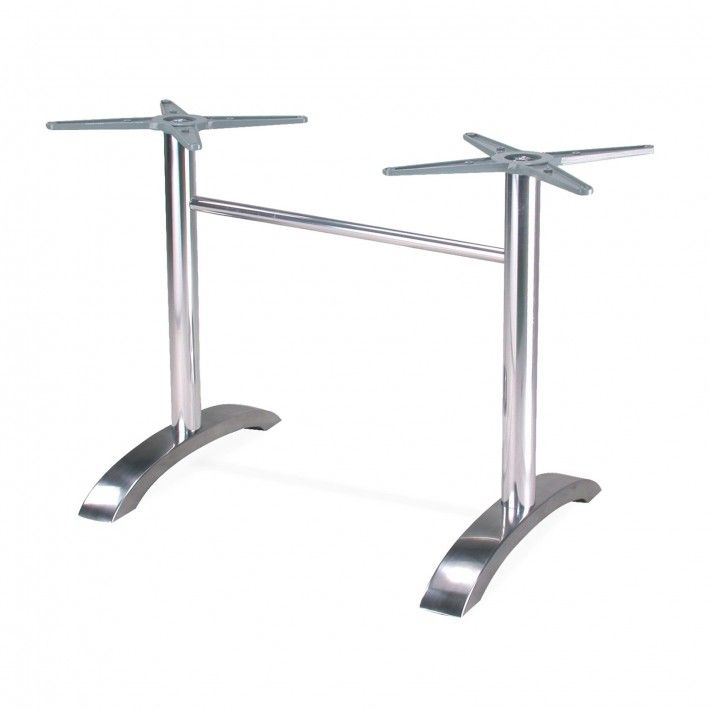 Palm 2 Outdoor Aluminum Restaurant Table Base