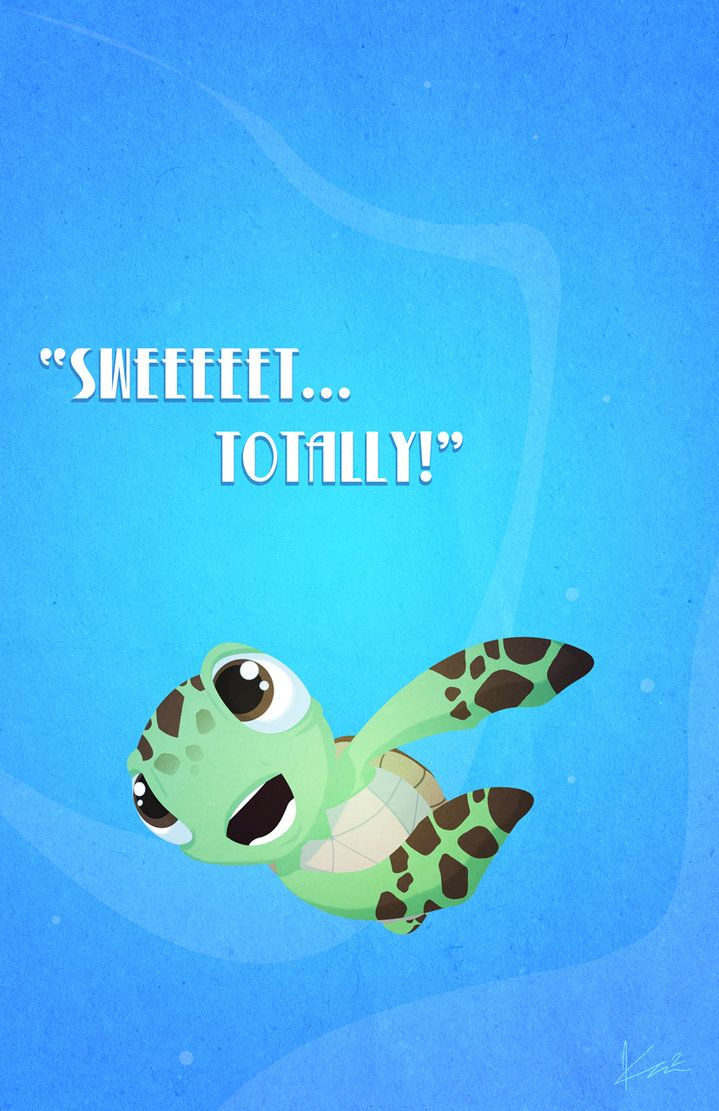 crush from finding nemo quotes quotesgram