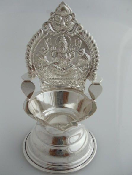 silver pooja item