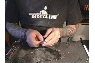 How to Use a Dremel to Buff & Polish Stones   eHow