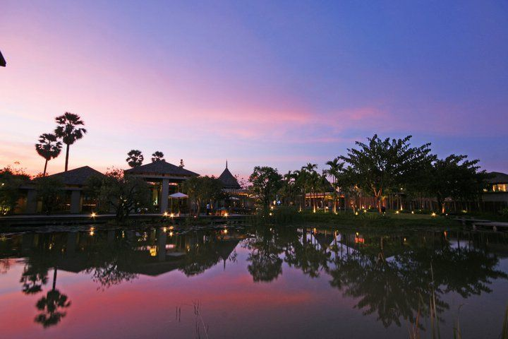 Pattara Resort&Spa Phitsanulok, Thailand