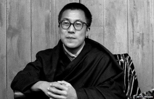 The Dalai Lama in 1959
