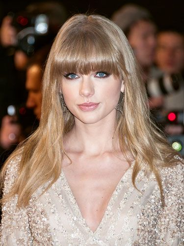 The Best Celebrity Bangs - Allure