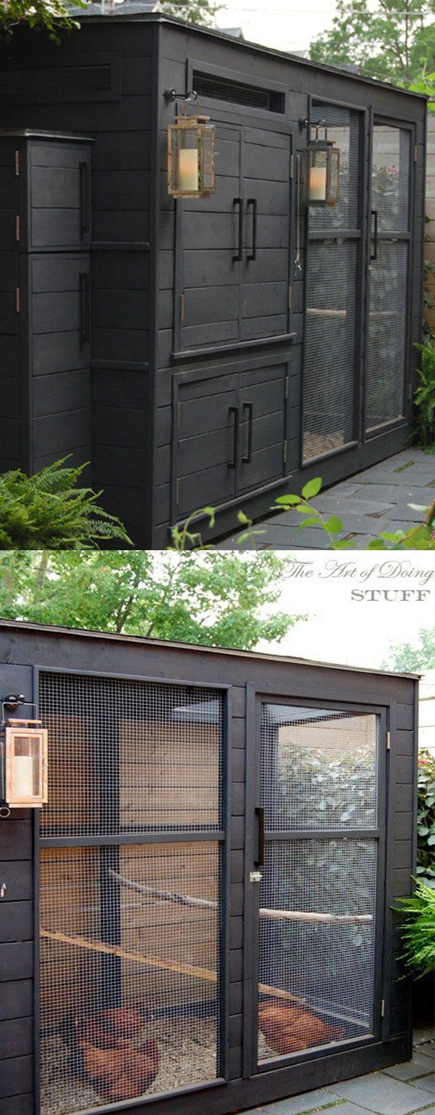 Chicken Coop Design Ideas some of our readers have been telling us that most free chicken coop plans are confusing because theyre incomplete no material list no step by step guide 25 Best Chicken Coop Designs Ideas On Pinterest Chicken Coops Diy Chicken Coop And Yard And Coop