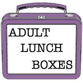 Adult Paleo Lunch Boxes