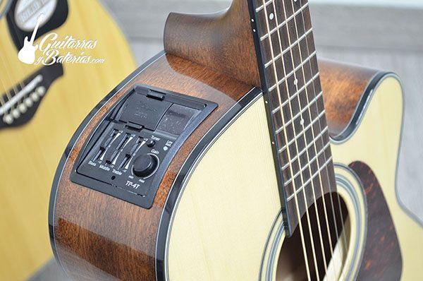 Guitarra Electroacústica Takamine GN15CE