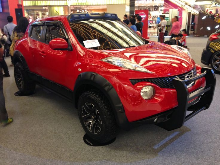 Nissan Juke Suspension Lift Google Search Mans First