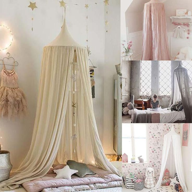 Best 20+ Childrens Bed Canopy Ideas On Pinterest