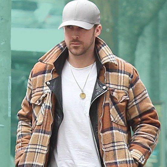 Ryan Gosling Reversed Your Favorite Layering Move   GQ