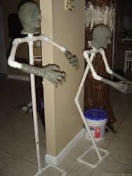 diy easy haunted house - Google Search