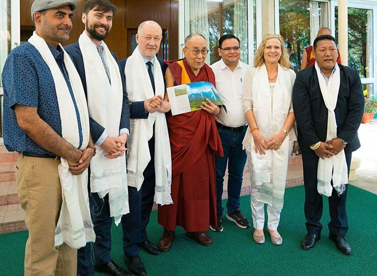 Встреча Далай-Ламы и Анатолия Юницкого – случайность или закономерность?