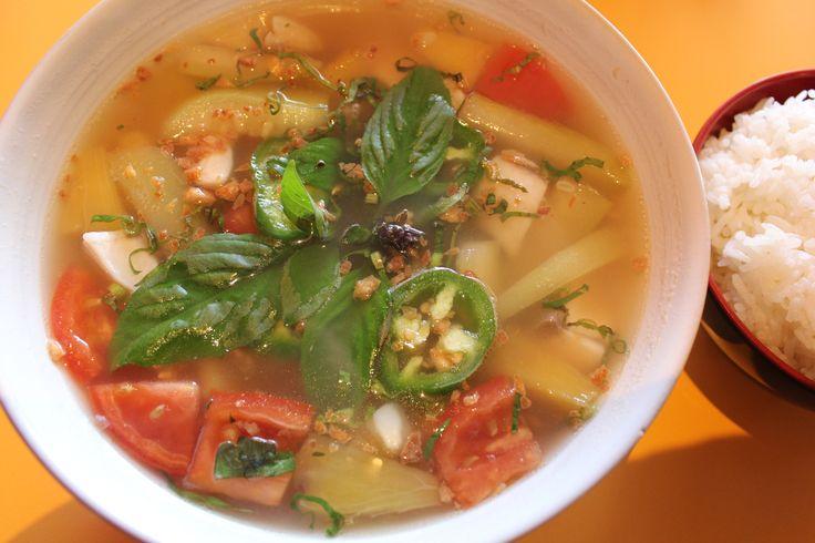 The Stupendous Cambodian Soups of Reathrey Sekong in Phoenix  Firing on every single taste sensation.
