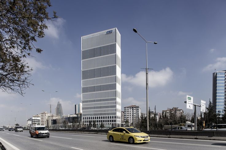 Gallery of AND Office Tower / HPP Architects - 3