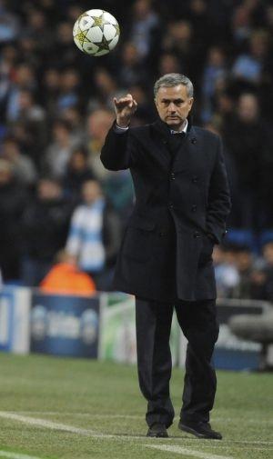 La frustración de Mourinho   Deportes   EL PAÍS   22 NOV 2012 - 19:29 CET