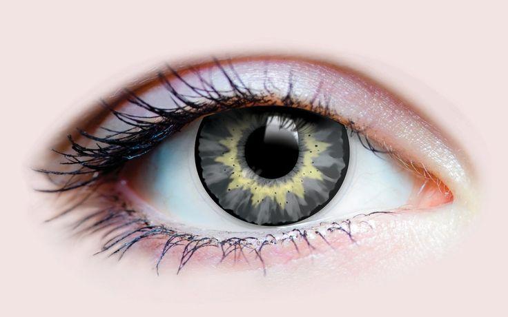 Delightful Ash – Primal Contact Lenses