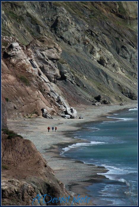Les Iles de la Madeleine - plage de la Dune du Sud