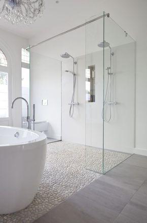 Die Kieselkacheln, praktische Beschichtung für das Badezimmer!   – Kelli Leslie