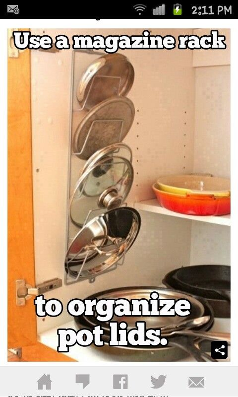 Small storage space solution