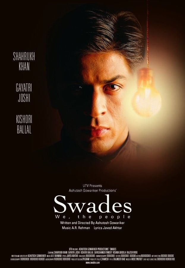 Swades 13 Years Hindi Movies Online Free Shahrukh Khan Movies To Watch Hindi