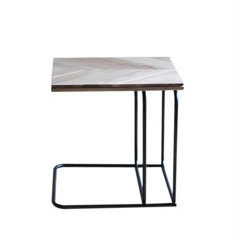 Athena Side Table - available in 2 finishes - Complete Pad ®