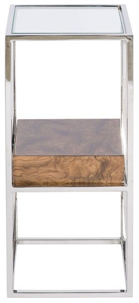 Vanguard Furniture: W334E-NB - Graham (End Table)