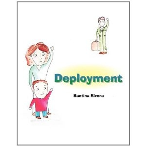 Children's Book about Deployment- great for toddler/pre-k