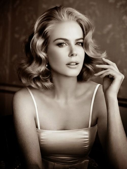 lesbeehive: Nicole Kidman by Patrick Demarchelier for Vanity...