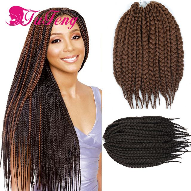 Find more bulk hair information about natural color box braids find more bulk hair information about natural color box braids hair expression braiding hair crochet box braids soft senegalese twist hair syntheti pmusecretfo Image collections