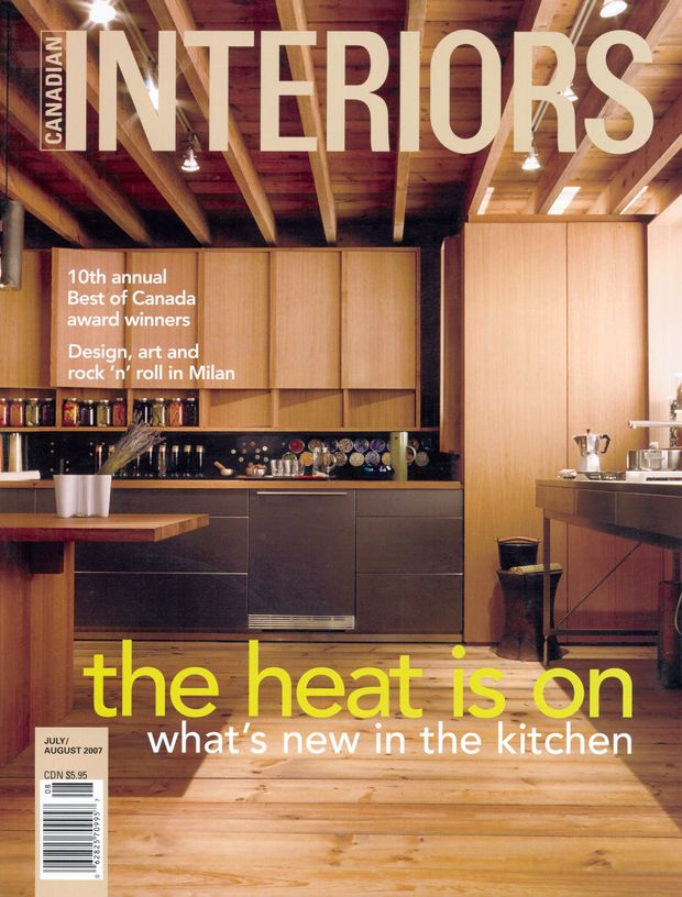 Canadian Interiors Is Dedicated To Interior Design Featuring Commercial Hospitality Retail And Residential