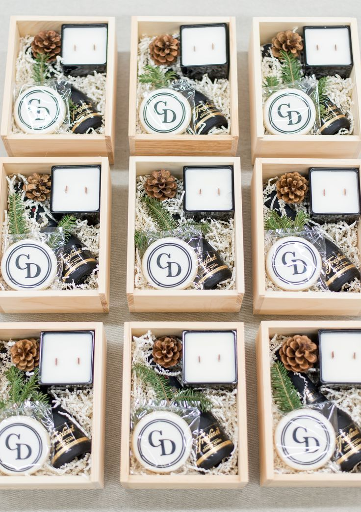 Modern Client Gifts for DC Wedding Planner Caroline Dutton Events
